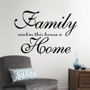 I love You My Family Quote