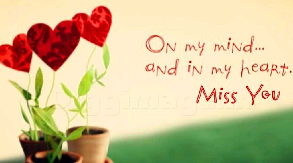 Cute I Miss You Quotes For Family Friends And Lovers Living