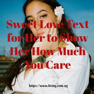 sweet love text
