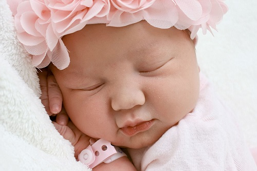 Congratulation on the Birth of Your Granddaughter