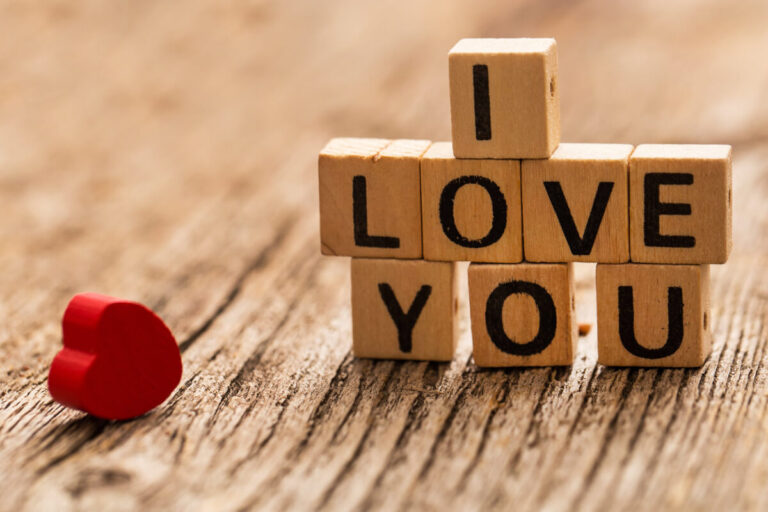 I Love You Letters For Him/Her From The Heart