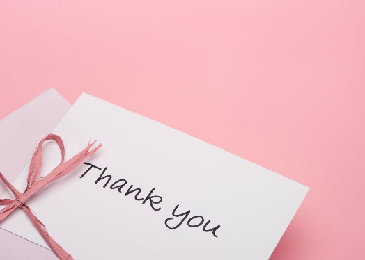 Thank You Letter to a Friend for Helping Out