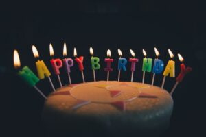 Emotional Letter to a Best Friend on Her Birthday