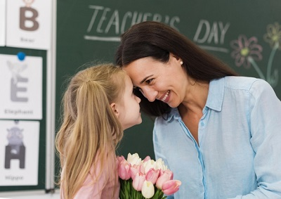 Thank You Quotes for Teachers from Parent