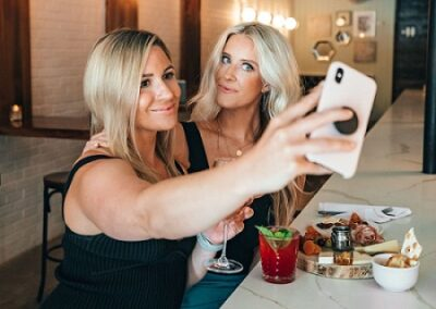 Caption for Instagram Selfie With Sister