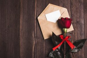 love note for him