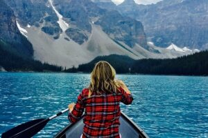 Canoeing Captions For Instagram and Quotes