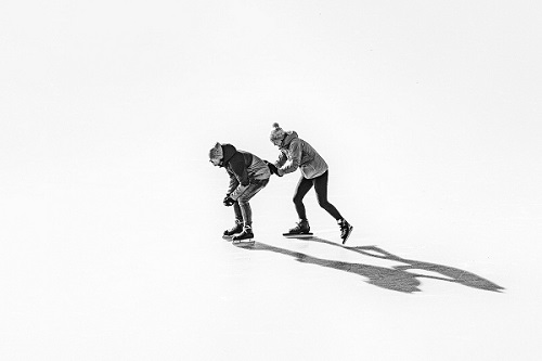 Funny Ice Skating Captions and Quotes for Instagram